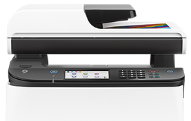 RICOH M C250FW Color Laser Multifunction Printer