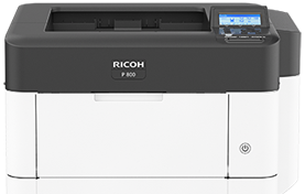 RICOH P 800 Black and White Laser Printer