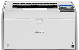 RICOH SP 4510DN Black and White Printer