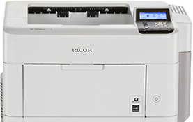 RICOH SP 5310DN Black and White Laser Printer