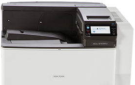 RICOH SP 8300DN Black and White Laser Printer