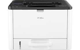 RICOH SP 330DN Black and White Laser Printer
