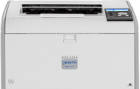 RICOH SP 4510DNM Black and White Printer
