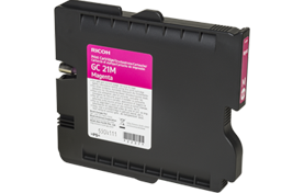 RICOH Magenta Print Cartridge GC 21M