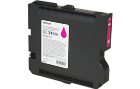 RICOH Magenta Print Cartridge GC 31MH