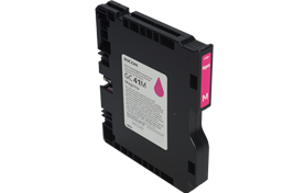 RICOH Magenta Print Cartridge GC 41M