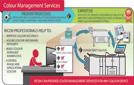 Colour Management Services