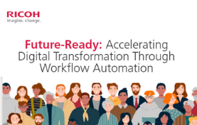 digital transformation and workflow automation ebook