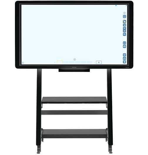 RICOH D5520BK with Business Controller Interactive Whiteboard Interactive Whiteboard