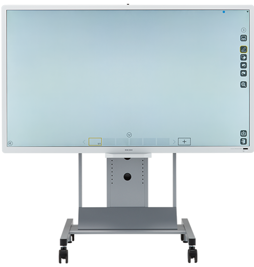RICOH D8400 Business Interactive Whiteboard - 730-431197