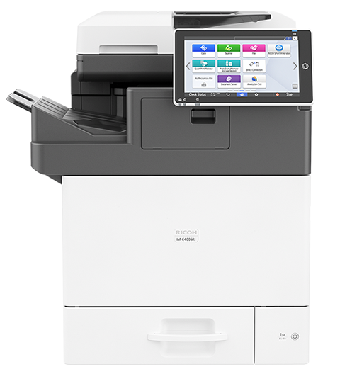 RICOH IM C400SRF Color Laser Multifunction Printer