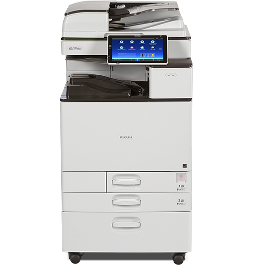 RICOH MP C2504ex Color Laser Multifunction Printer