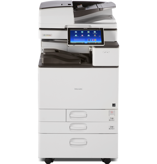 RICOH MP C3504ex Color Laser Multifunction Printer