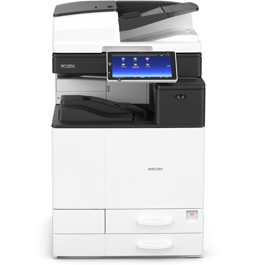 RICOH MP C501 Color Laser Multifunction Printer