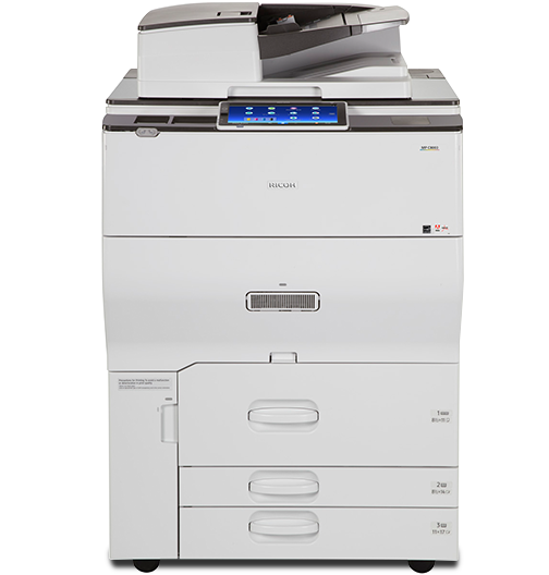 RICOH MP C8003 Color Laser Multifunction Printer - 240-417673