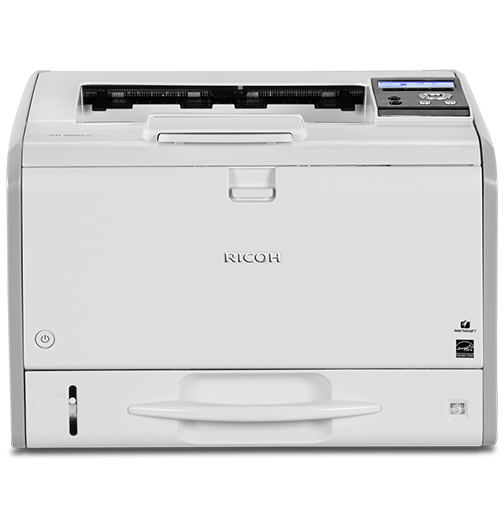 RICOH SP 3600DN Black and White Printer - 740-407314