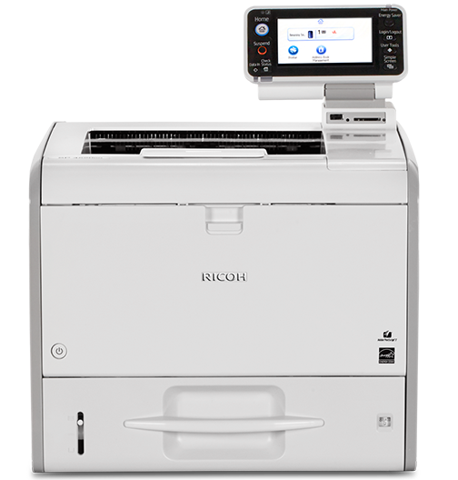 RICOH SP 4520DN Black and White Printer - 740-407309