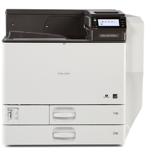 RICOH SP C830DN Color Laser Printer