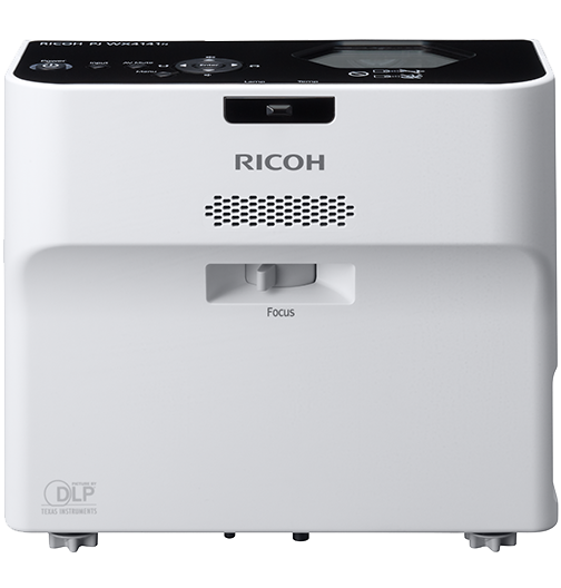 RICOH PJ WX4152N Ultra Short Throw Projector - 730-432103