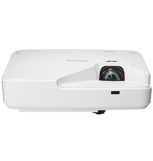 RICOH PJ WXL5450 Short Throw Projector - 730-432110