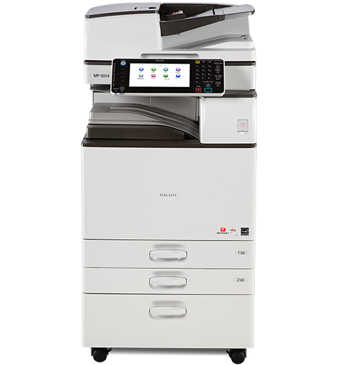 RICOH MP 5054 Black and White Laser Multifunction Printer - 240-417046