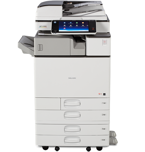 RICOH MP C2003 Color Laser Multifunction Printer - 240-417253
