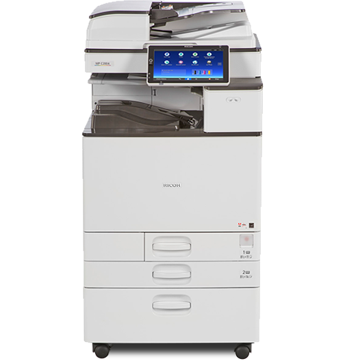 RICOH MP C2504 Color Laser Multifunction Printer - 240-417550
