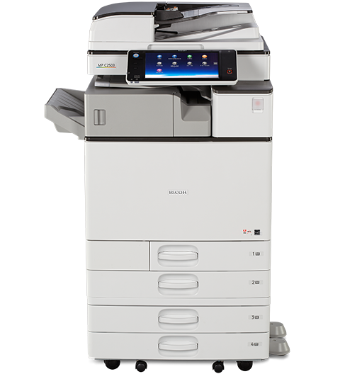 RICOH MP C3003 Color Laser Multifunction Printer - 240-416502