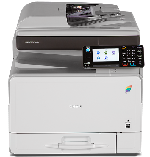 RICOH MP C305 Color Laser Multifunction Printer - 240-416011