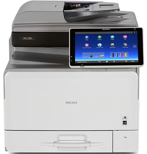 RICOH MP C306 Color Laser Multifunction Printer