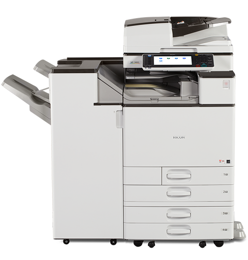 RICOH MP C5503 Color Laser Multifunction Printer