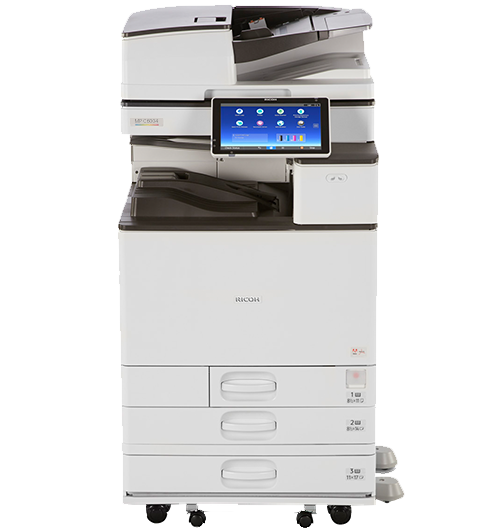 RICOH MP C6004 Color Laser Multifunction Printer