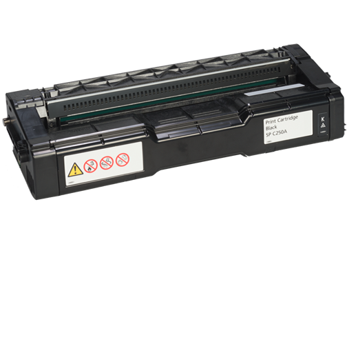 RICOH Black Print Cartridge AIO SP C250A