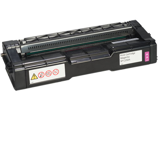 RICOH Magenta  Print Cartridge AIO SP C250A