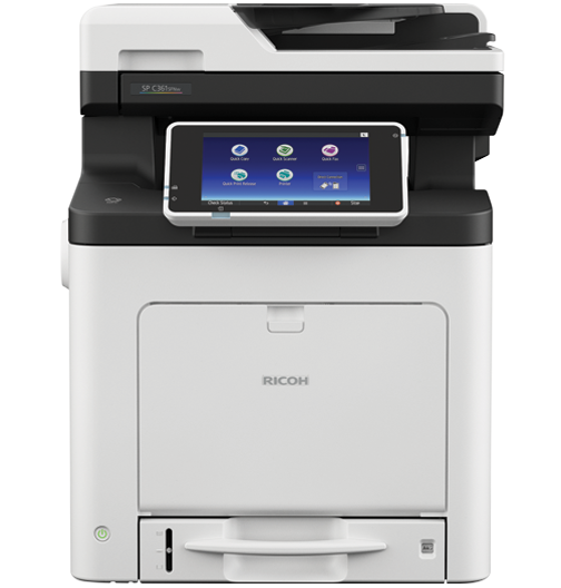 RICOH SP C361SFNw Color LED Multifunction Printer