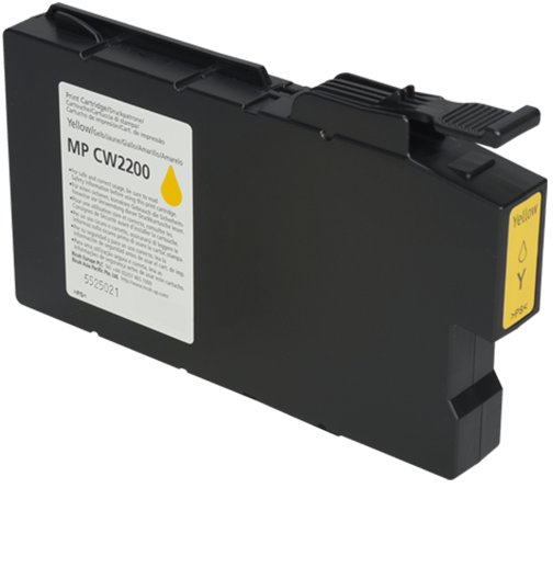 RICOH Yellow Print Cartridge  | Ricoh Canada - 841723